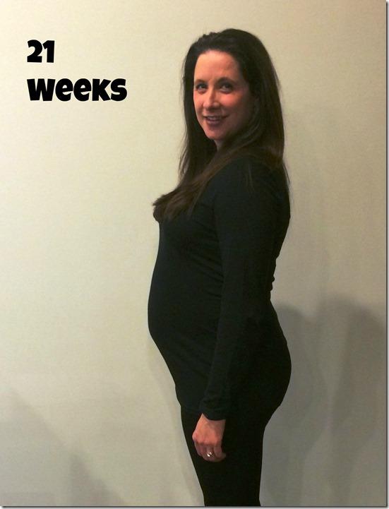 21weeks